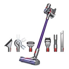 Dyson Motorhead Extra Cord Free Vacuum Cleaner at Lowe's. Powerful suction for versatile cleaning. The Dyson Motorhead vacuum gives you Dyson suction without the hassle of a cord. Clean Dyson Vacuum, Pet Vacuum, Handheld Vacuum Cleaner, Cordless Vacuum Cleaner, Vacuum Cleaners, Clean House, Cleaning Hacks, Rugs On Carpet, Docking Station