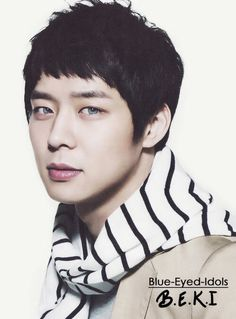 My Blue Eyed Boy ❤️ Yoochun Housed and Hearted @ JYJ Hearts