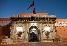Rat temple of Karni Mata in Bikaner india