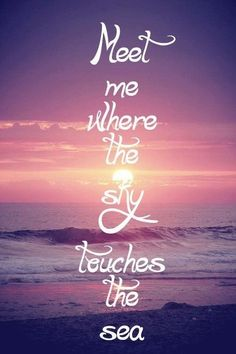 Sea Quotes, Cute Quotes, Place Quotes, Short Quotes, Funny Quotes, Good Vibe, Instagram Caption, I Love The Beach, Travel Quotes