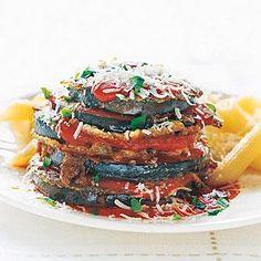 Italian Eggplant Recipe   MyRecipes.com