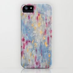 So cool-- check her artwork out, and you can get beautiful abstract art as an iPhone case!