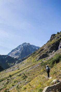 Trois jours dans le parc national des Écrins - I-Trekkings