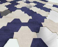 Cool carpet tiles