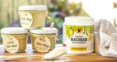 A homemade baobab mayonnaise that's deliciously flavourful and nutritious. Mayonnaise Recipe, Organic Herbs, Savoury Dishes, Bao, Egg Free, Sauces, Eggs, Homemade, Fruit