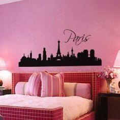 Sticker Ville de Paris