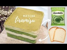Matcha Dessert, Matcha Cake, Tiramisu Dessert, Salad Packaging, Baking Packaging, Oreo Desserts, Easy Desserts, Healthy Dessert Recipes, Cake Recipes