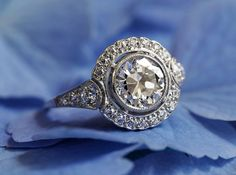 Vintage and Antique Engagement Rings by Brilliant Earth