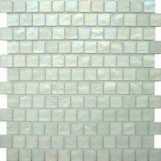 iridescent mirror glass tiles | iridescent crystal glass mosaic series - mediterranean - kitchen tile ...