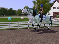 Photos of The Sims 3 Pets horses | Sims 3 Pets - Horse Camp by ~HorseSpectrum on deviantART