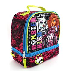 Monster High Pink Dual Compartment Lunch Box Mattel http://www.amazon.com/dp/B00LPMJWGU/ref=cm_sw_r_pi_dp_iti.tb00NQSKW