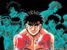 Hajime no Ippo (Fighting Spirit)