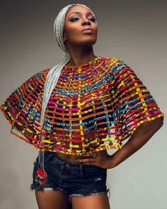 Editor's Picks – Stunning inspired accessories. Modelled by Feli Nuna African Dresses For Women, African Attire, African Wear, African Women, High Fashion Dresses, African Fashion Dresses, African Inspired Fashion, African Print Fashion, African Accessories