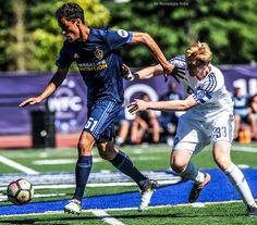 Photo recap: Vancouver Whitecaps FC 2 (2)- Los Angeles Galaxy 2 (1)