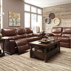 That Furniture Outlet - Minnesota's #1 Furniture Outlet. We have exceptionally low everyday prices in a very relaxed shopping atmosphere. Ashley Penache 5 Piece Power Reclining Set. http://ift.tt/2bbD6DE #thatfurnitureoutlet  #thatfurniture