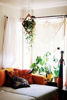 Jungalow Hanging Planter by d a b i t o, via Flickr