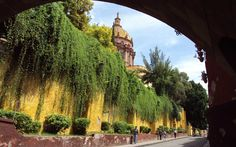 San Miguel de Allende Bridge | Inventive food and charming atmosphere have made this city a must-visit.