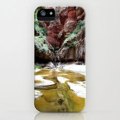 Subway Track - Zion iPhone Case by RMD Designs - Rachel M Dow - $35.00