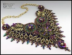 Guinevere Necklace - Bead&Button Show