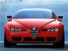 Alfa Romeo Brera Concept (ItalDesign), 2002