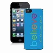 Cell Phone Case-iPhone 5-Believe-Blu By Believetek Our Price $ 13.19