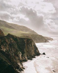 Nothing ever beats a drive down the California coast  #BigSur #California
