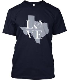 Grab your limited edition Love Dallas Cowboys tees today!