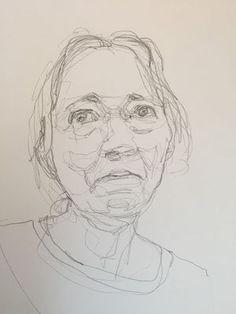 Sketchbook - Haidee-Jo Summers artist Art Terms, Sketchbook Drawings, Drawing People, Paintings, Portrait, Summer, Summer Time, Paint, Painting Art