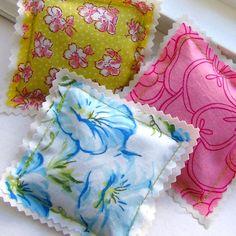Lavender sachets Lavender Sachet set of 3  three by tracyBdesigns, $7.00