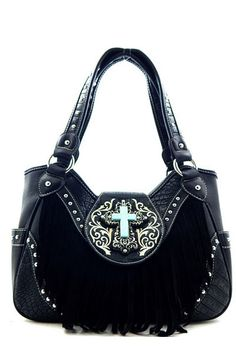 Cowgirl Meets Handbag from Gypsy Outfitters -  Boho Luxe Boutique