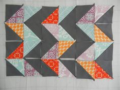 how to zig zag pattern