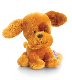 Keel Pippins Patch the Puppy Soft Toy 14cm
