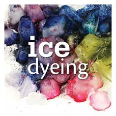 learn how to dye with ice live webinar