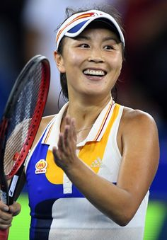Via Xinhua Sports:‏Local favorite Peng Shuai makes the biggest upset of #WTA Wuhan Open on Monday, beating defending champ @Petra_Kvitova after 3 tiebreakers