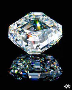 Asscher Cut Diamond 2.20ct #Whiteflash  OMGoodness