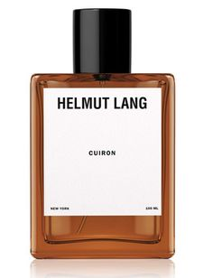 Cuiron Eau de Parfum by Helmut Lang, at Luckyscent. Hard-to-find fragrances, niche brand perfumes,  and other under-the-radar luxuries.