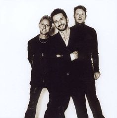 depeche mode -- love this pic of the lads!