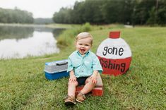 Fishing Tips For The Entire Family Boy Birthday Parties, Baby Birthday, Birthday Ideas, O Fish Ally, 1st Birthday Pictures, Boy Fishing, Baby Fish, 6 Years, One Pic
