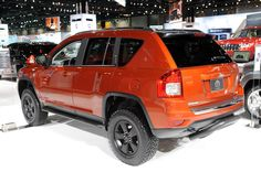 Mopar True North jeep compass. Now only if I could lift mine up a bit