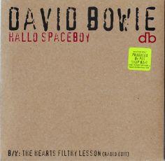 """David Bowie, """"Hallo Spaceboy"""" 1996"""