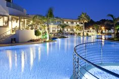 Within the idyllic surroundings of Zakynthos (Zante), amid nature's vibrant green and the calming blue of the sky and the sea, lies the 5 Star Luxury Hotel Lesante Classic. Greece Hotels, Fine Hotels, Top Hotels, Luxury Hotels, Five Star Hotel, Luxury Holidays, Hotel Spa, Swimming Pools, Beautiful Places