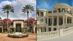 Difference between $13.9 million and $139 million Florida houses