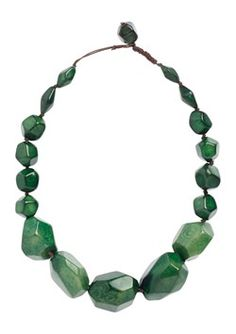 HAND-CUT TAGUA NECKLACE by TOAST
