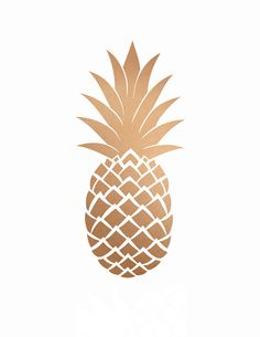 Gold Pineapple Print Printable Art Gold by PaperStormPrints Cute Wallpapers, Wallpaper Backgrounds, Iphone Wallpapers, Gold Wallpaper, Pineapple Wallpaper, Gold Pineapple, Pineapple Print, Pineapple Clipart, Pineapple Lamp