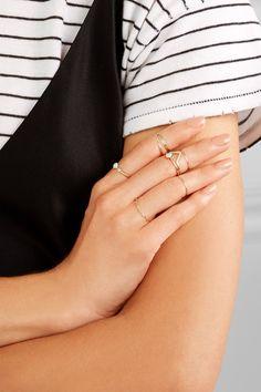 Catbird | Sweet Nothing 14-karat gold ring | NET-A-PORTER.COM