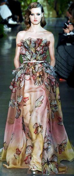 Elie Saab 20015 Spring Couture   #justjune