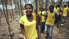 """We love this video from Yegna titled """"Abet"""" (we are here). Yegna is girl group in Ethiopia, singing beautiful songs to encourage girls and women to be strong and reach for their dreams. All About Africa, Ethiopian Music, Youtube I, Mp3 Song Download, Beautiful Songs, Girl Bands, End Of Summer, Children And Family, New Girl"""