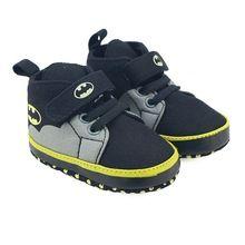 Brand New Bat Tênis Crianças de Sola Macia Sapatos Da Criança Infantil Do Bebê Fresco Primeira Walkers Calçado infantil Bebe sapatos Zapatos De(China)