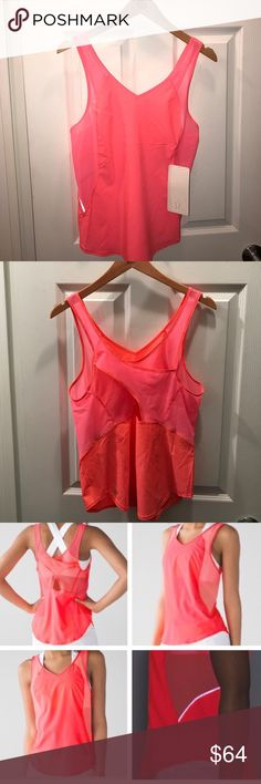 OFFERS? Lululemon Run With The Sun Tank FLAL 6 Lululemon Run With The Sun Tank FLAL 6. NO TRADES lululemon athletica Tops