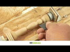 Mini torno para madeira para trabalhos artesanais em Brasil | Clasf Serviços